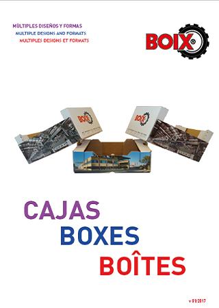 Boix Brochure Boxes
