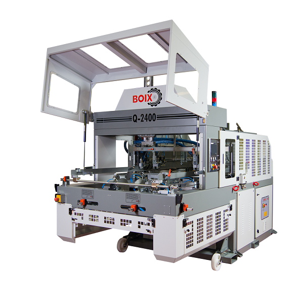 Boix Q-2400 Tray forming machine