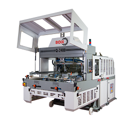 Boix Q-2400 Tray forming machine
