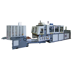 Boix FP-4/2M Tray forming machine