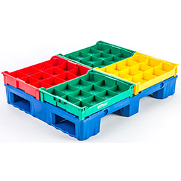 Berry Processing Pallets