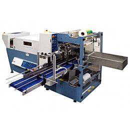 Automatic Collating Bundle Wrapper RAC Series