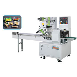 Flow wrapping machines h series