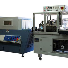 Fully automatic L bar sealer machine