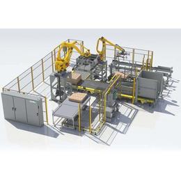 MP1000 Bulk Robotic Palletizer
