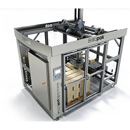 Flexible Robotic Palletiser