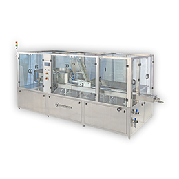 Automatic Unscrambler With Linear Air Jet Cleaning Machine Airwash-120 UN
