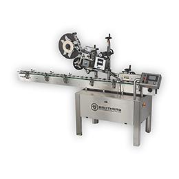 Automatic Horizontal Sticker Labelling Machine Labelstik-120H