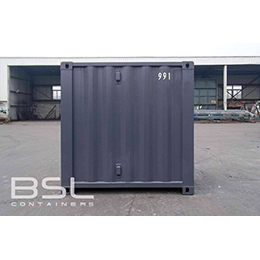 4′ Container with Sliding Door