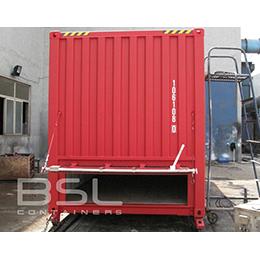 Bulkhead Container