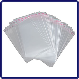 Peel and Seal Poly Mailers