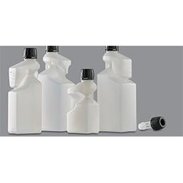 Revolve dosing bottles