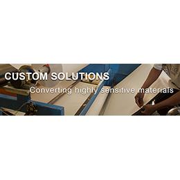 Custom Tape Manufacturing