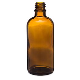 100ml Amber Dropper Bottle