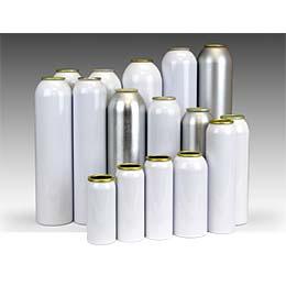 ALUMINUM AEROSOL CANS