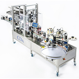 lystop s automatic labeling machine