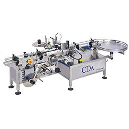 ninon down automatic labeling machine