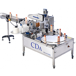 ninon side automatic labeling machine