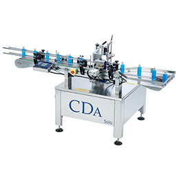 solo range automatic labeling machine