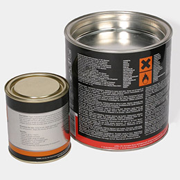 General lever lid cans