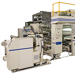 Super Type Rotogravure Printing Press CCI-G936-SPL