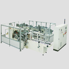ICL-09D Automatic Case Packing Machine
