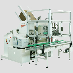 CCA-09 Lidding Machine