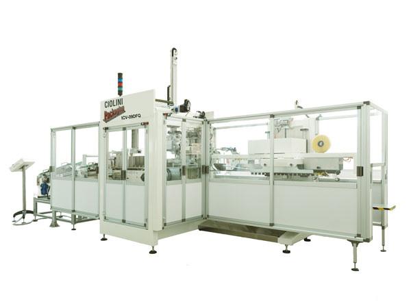 ICV-09DFQ Case Packing Machine