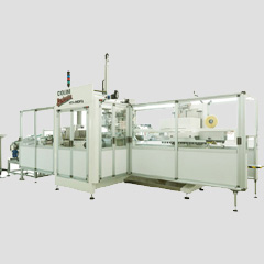 ICV-09DFQ Case Packing Machine