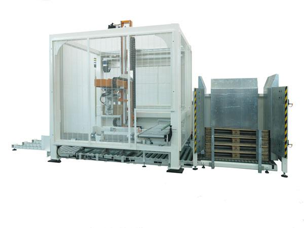 PCA-09 Cartesian Palletizer Machine
