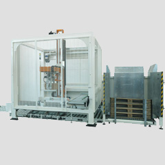 PCA-09 Cartesian Palletizer Machine
