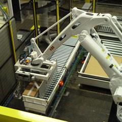 Robot Palletising Cells