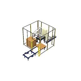 Single Cell Robot Palletising