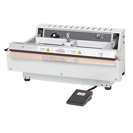 model w-280 clamco motorized polysealers
