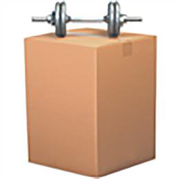 HEAVY DUTY SINGLE-WALL BOXES