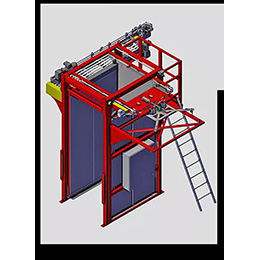 CANNING LINE INFEED
