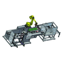 COMBI ANNOUNCES ROBOTIC CASE PACKING AND PALLETIZING SOLUTION