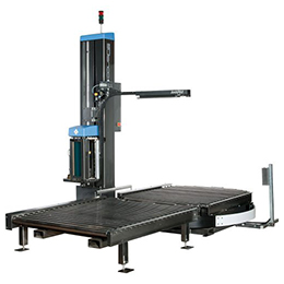 3300-a conveyorized a-arm automatic