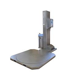 Semi-Automatic Turntable Stretch Wrapper