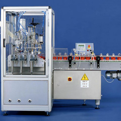 LA1 Automatic Filling & Crimping Machine