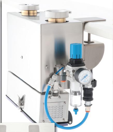 SC20 - Vaccum Cleaning Machine