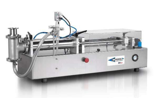 BMSV – Bench Model Piston Filler