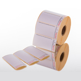 Thermal transfer & direct thermal labels