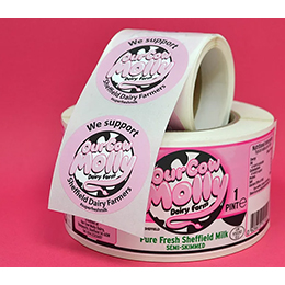 Dairy Labels