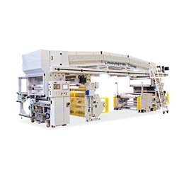 Laminastar Combi Coater and laminator with or without solvent