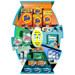 P&G Multibrand Display 02