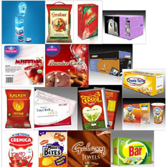 Brand Interface Design - Packaging Branding