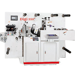 Die cutting machine -TRC350