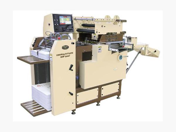 NSF Excel Multi Functions Die Cut and Foil Stamp Machine