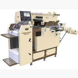 NSF Excel Multi Functions Die Cut and Foil Stamp Machine